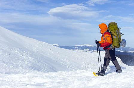 Escapada  con excursión en raquetas de nieve por la naturaleza de Port ainé
