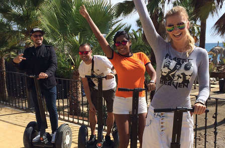 Escapada diferente con tour en Segway incluido por Marbella