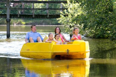 Heerlijk genieten met de familie in Roompot Vakantiepark Weerterbergen in Limburg (3 nachten)