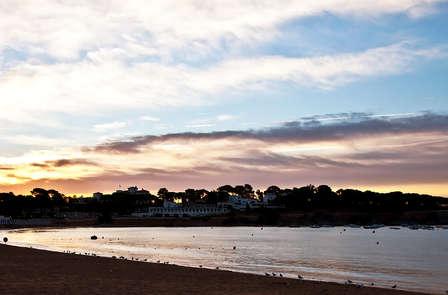 Minivacaciones en media pensión en una bahía de la Costa Brava (desde 3 noches)
