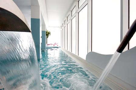 Benessere in un hotel di design vicino a Milano