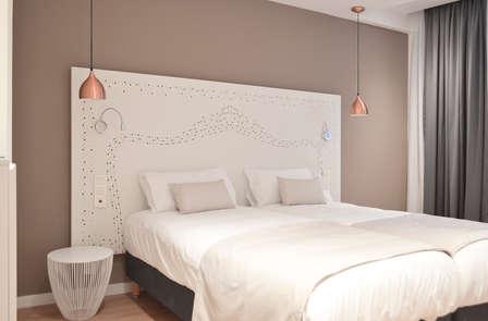 Conoce Madrid en un bonito hotel de diseño