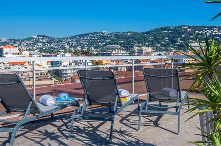 Week-end avec dîner au cœur de Cannes