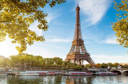 Een cruise over de Seine en een wijnproeverij