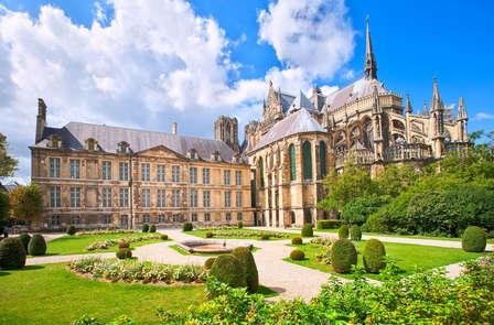 Week-end dégustation et découverte à Reims