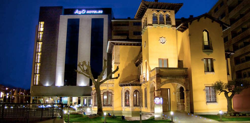 Hotel castillo de ayud h tel de charme calatayud - Hotel castillo de ayud ...