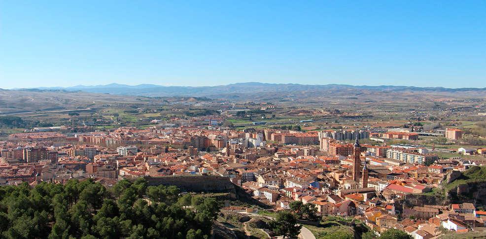 Hotel castillo de ayud hotel calatayud - Castillo de ayud ...