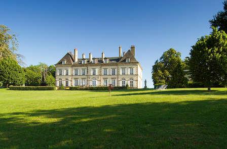 Luxe et gastronomie dans un château bourbonnais