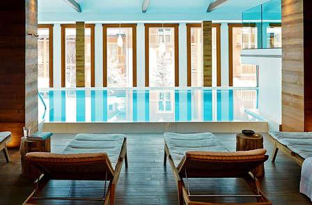 Relax e lusso a 5* in Suite vicino al Monte Bianco