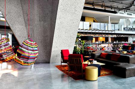 Overnacht in het prachtige en moderne Sir Adam hotel in Amsterdam