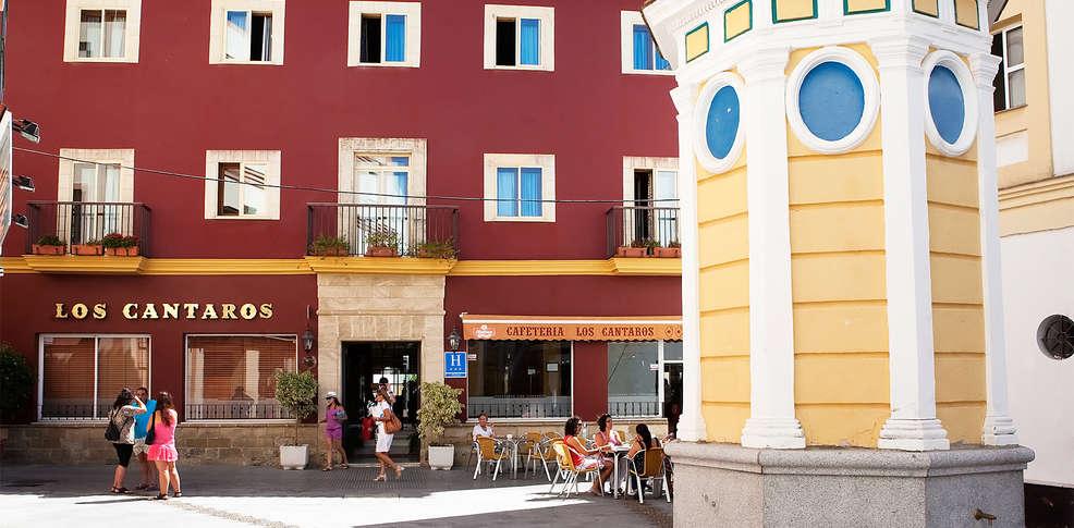 Hotel Foyer Des Guides Ollomont : Hotel los cántaros hôtel de charme el puerto santa maría