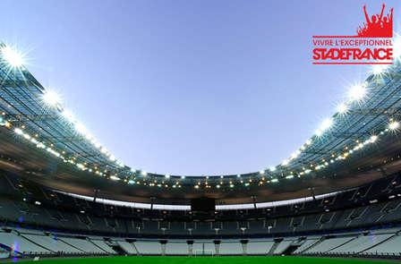 Ontdekkingsweekend inclusief bezoek achter de schermen in het Stade de France