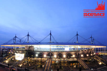 Ontdekkingsweekend inclusief rondleiding achter de schermen in het Stade de France