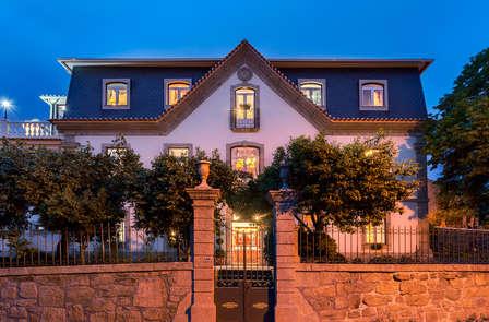 Amore e relax in una villa storica in Portogallo