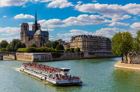 Week-end au cœur de Paris avec croisière sur la Seine
