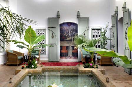Favola da mille e una notte a Marrakech (da 3 notti)