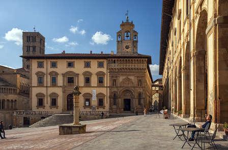 Un invito a cena per due alle porte di Arezzo