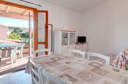 Comfort en appartement pour 4 personnes à San Teodoro (à partir de 5 nuits)