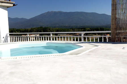 Relax entre montañas con Spa privado