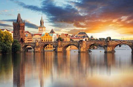 Gastronomía en la hermosa Praga (desde 2 noches)
