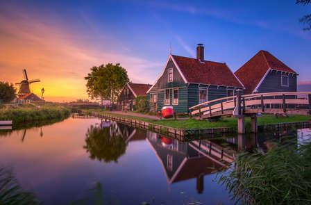 Ontdek het gezellige centrum van Zaandam
