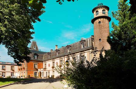 Cadre majestueux et rêve de spa dans un château près de Colmar