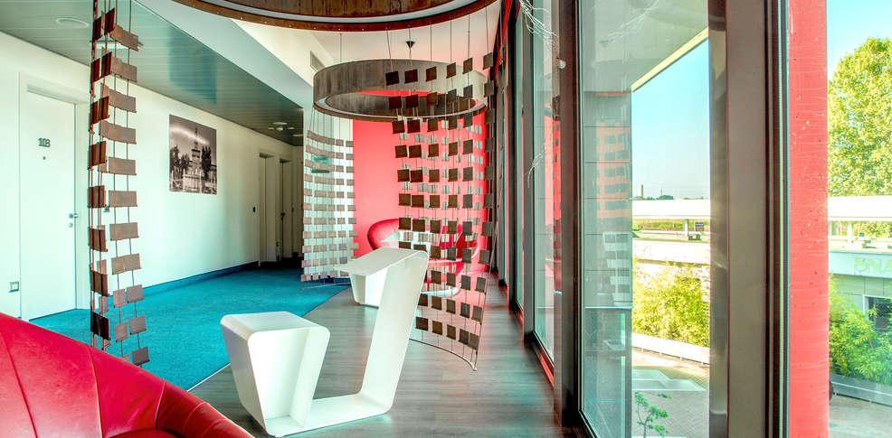 Week end h tels design baranzate partir de 59 for Hotel design gand