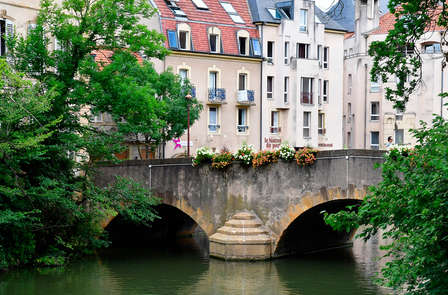 Dormez dans une ancienne citadelle au cœur de Metz