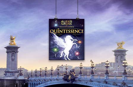 """Spectacle équestre et aérien """"Quintessence"""" et séjour 3* en studio à Montpellier"""