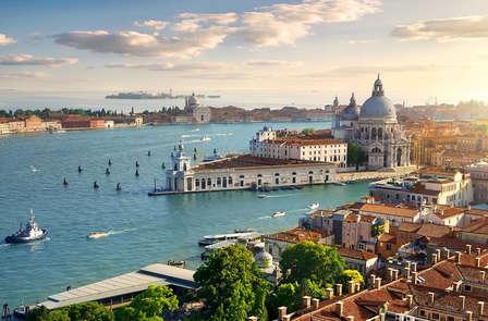 A un passo da Venezia in un hotel vicino all'aeroporto