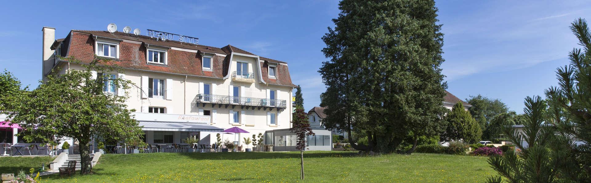 H tel beau site luxeuil les bains h tel de charme luxeuil les bains for Site reservation hotel derniere minute