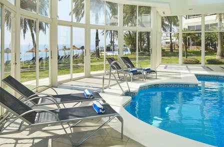Escapada en pensión completa, zona relax y mucho más en la costa del Sol