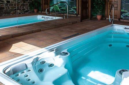 Escapada relax en superior con bañera de hidromasaje, spa privado y cena romántica (desde 2 noches)