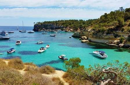 Escapada en régimen de todo incluido y vistas al mar en Colonia Sant Jordi, Mallorca