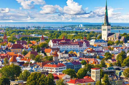 Ispirazioni culinarie nel cuore di Tallinn