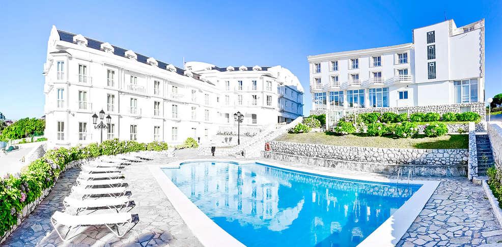 Hotel suances h tel de charme suances for Reservation hotel pas chere