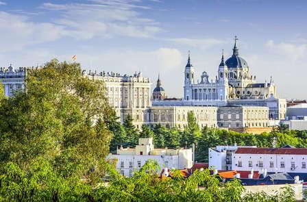 Speciale aanbieding: weekendje weg inclusief diner in het hart van Madrid (2 nachten)