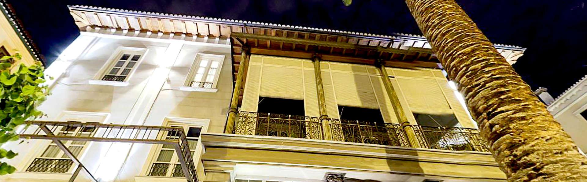 Hotel villa oniria hotel granada - Hotel villa oniria en granada ...