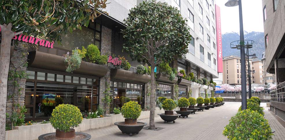 Hotel Mercure Andorra Booking