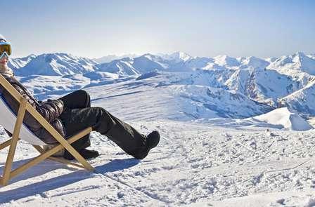Week-end avec dîner, spa et forfait de ski gratuit pour Vallnord à Andorre La Vella