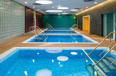 Spa illimité au centre aquatique Vitam près d'Annecy