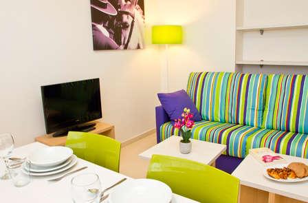Week end a Siviglia in appartamento con cucina e salotto privato