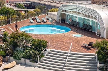 Faites vos jeux à Valence dans le luxe d'un hôtel 4*