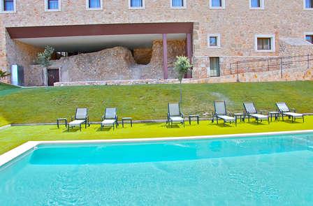 Mini vacaciones en un Palacio Medieval en Belmonte (desde 3 noches)