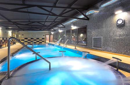 Soggiorno con degustazione di tapas e accesso alla spa a Girona