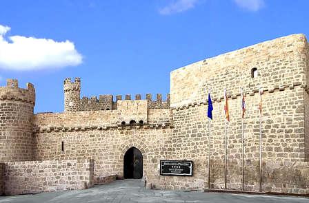 Cadre médiéval et dîner au château près de Burgos (à partir de 2 nuits)