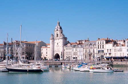 Spécial 2 nuits : week-end avec entrées au spa  à la Rochelle