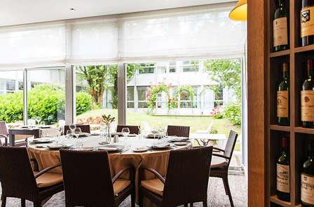 Week-end avec dîner 3 plats près de Versailles