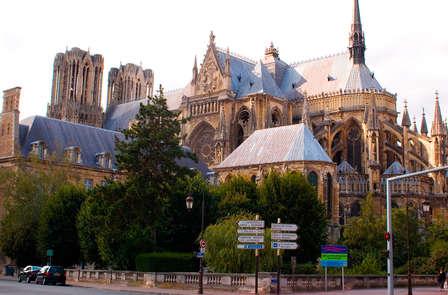 Speciale aanbieding: weekend Reims