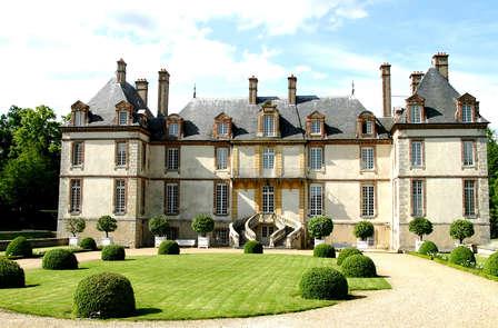 Offre spéciale: Week-end de charme dans un château à 50 minutes de Paris